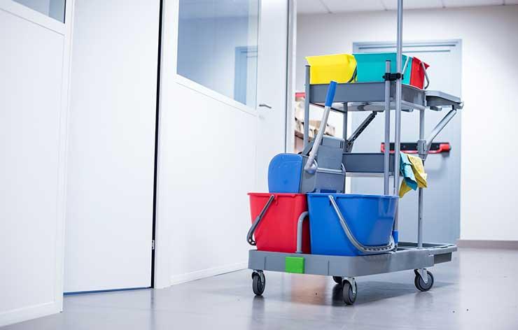 Limpiezas Castilla para empresas