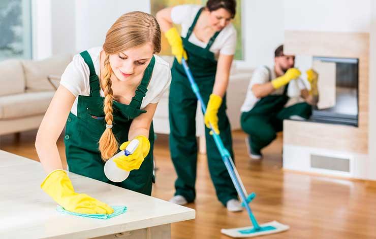 Limpiezas Castilla para pariculares